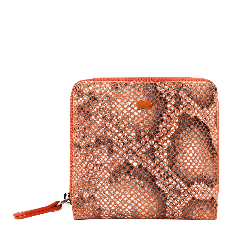 mira-rv-geldboerse-s-6cs-Rindleder mit Schlangen-Print und modischer Netzoptik-23350-703-31