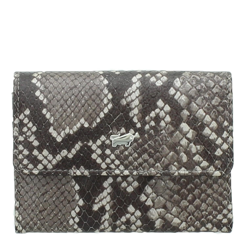 messina-geldboerse-s-stone-geprägtes Rindleder in Pythonprägung-14111-686-012-31
