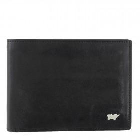 GAUCHO RFID Geldbörse 4+3CS