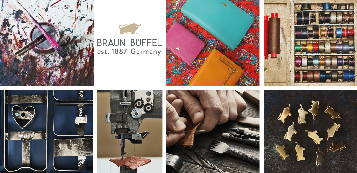 201929fc312e2 Die Ledermanufaktur seit 1887 - Braun Büffel